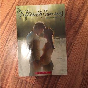 15th Summer book